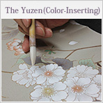 The Yuzen(Color-Inserting)